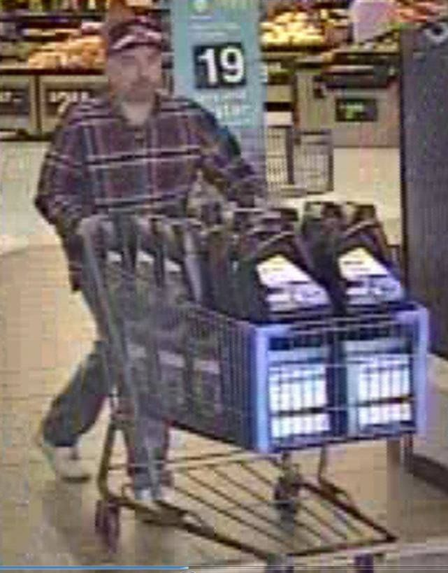 Wal-Mart thefts