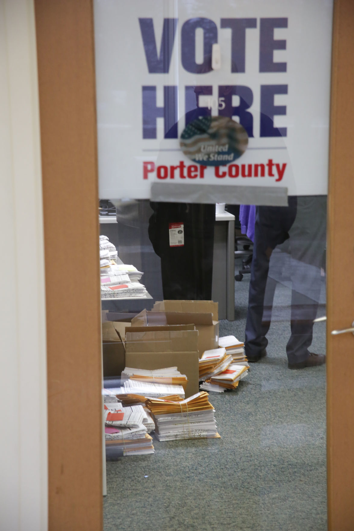 Update No Porter County Election Results Until At Least Friday