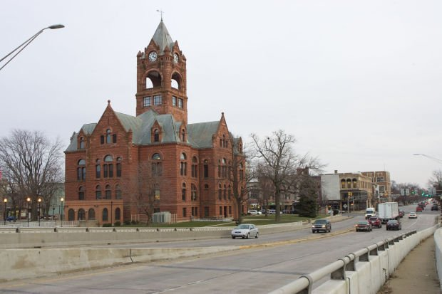 Changes await in laporte county government education for Laporte courthouse