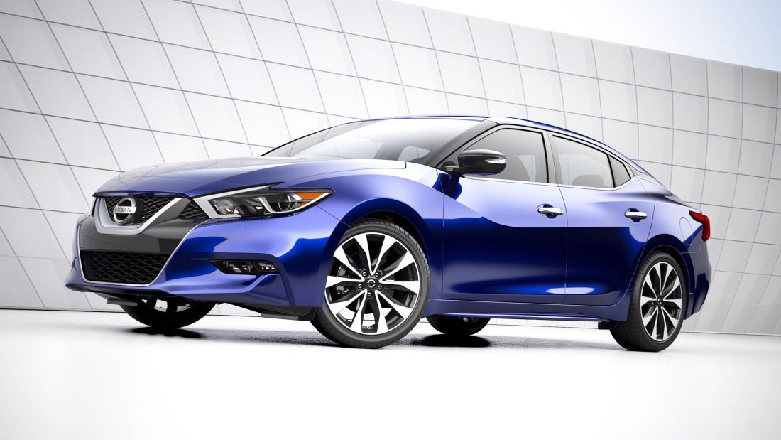 Nissan Maxima Goes With A Bold Redesign This Sporty Sedan Pushes The Envelope