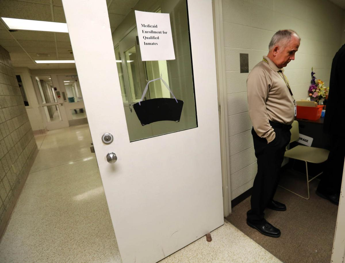 Medicaid program for inmates