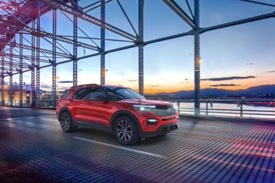 Ford rolls out three new versions of the Calumet Region-made Explorer
