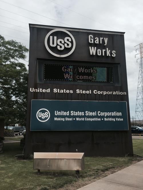 New U.S. Steel CEO makes executive leadership changes