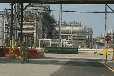 BP looking at job cuts at its Whiting refinery