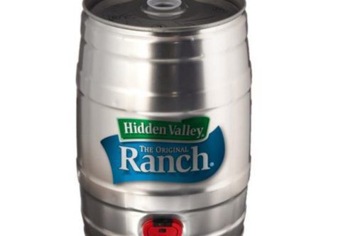 You Can Now Buy A Keg Of Ranch Dressing