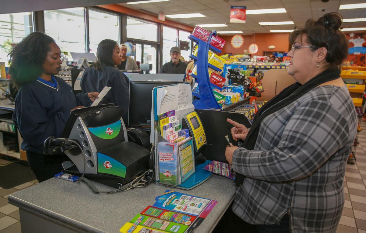 Mega Millions and PowerBall Lottery tickets