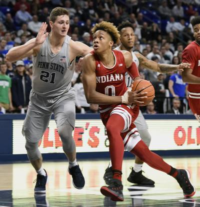 Indiana Penn State Basketball