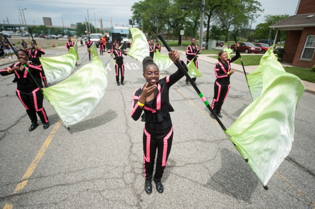 Black Music Month celebrated with East Chicago parade