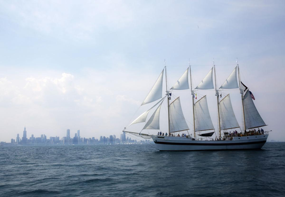 Gallery: Pepsi Tall Ships Chicago 2016