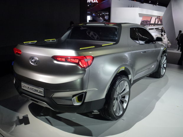 See the Future: Concept Cars Show Latest Design and Technology Ideas