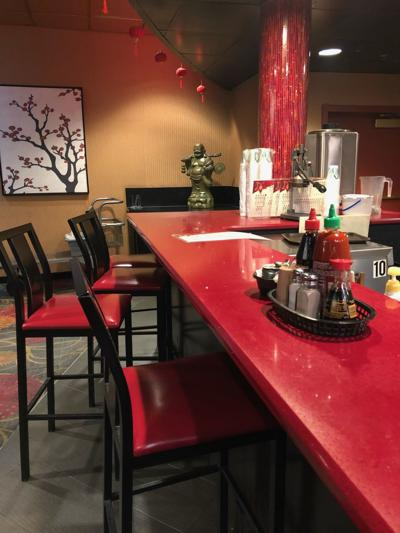 Interior of Star Kitchen Noodle Bar