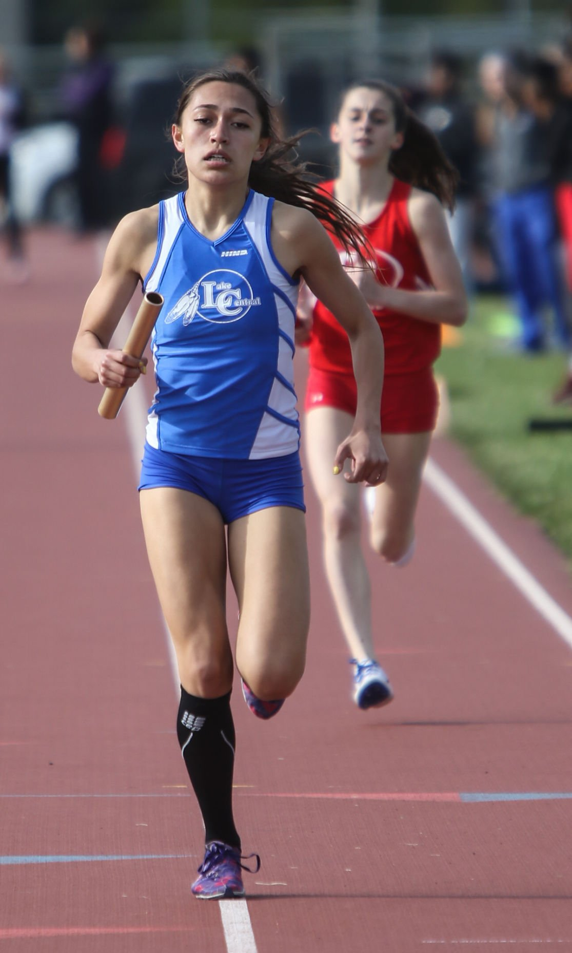 » HS Girls Indoor Track and Field
