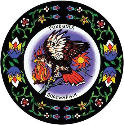 Pokagon Band logo