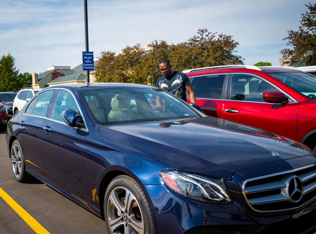 Used car prices soaring, supply tight amid production and rental car disruptions
