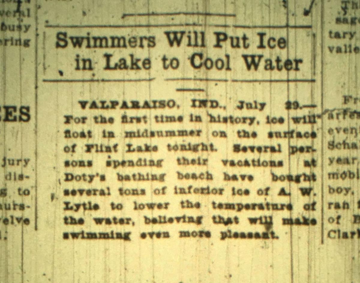 1916 heat wave