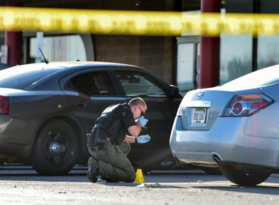 Police Investigate Shooting
