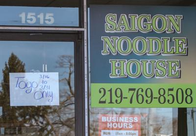 Area restaurants deal with closures