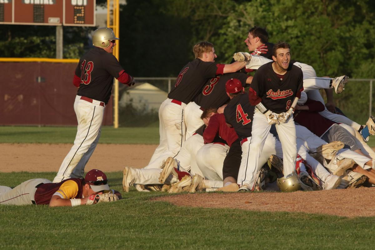 Prep baseball - Chesterton sectional