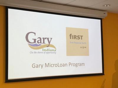 City of Gary and First Financial Bank roll out micro-loan program for business owners