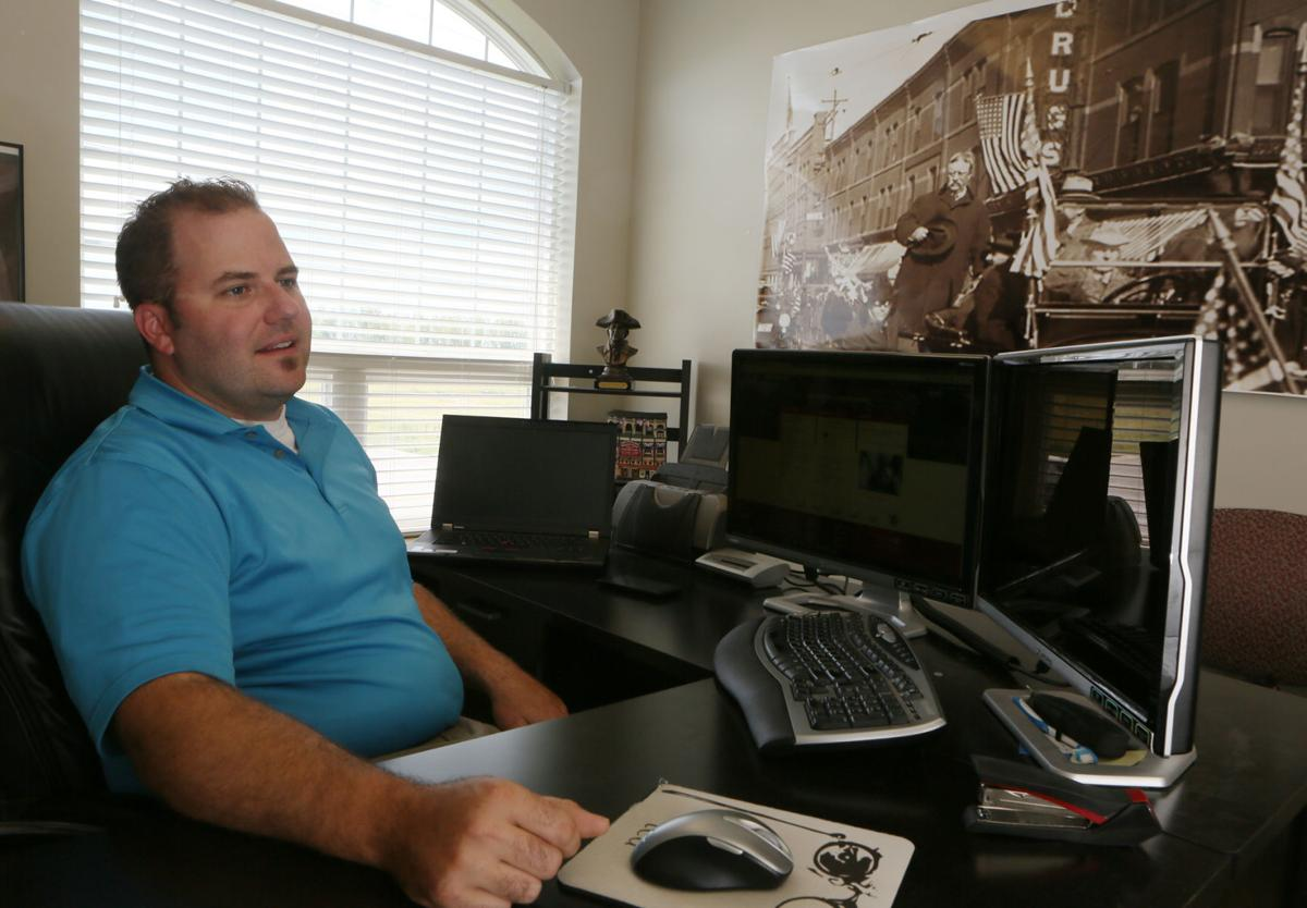 Adam Graper is the Director of Media and IT for the City of Crown Point.