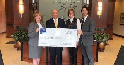 Centier Bank and Associates support Indiana United Way agencies with $50,000 donation