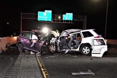 Driver blamed in quadruple fatal wrong-way crash had blood alcohol level of 0.22, police say
