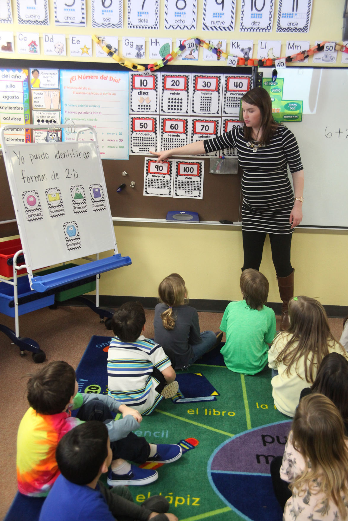 Valpo school selected for language immersion program