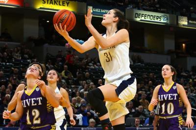 Emma Nolan, Marquette Catholic, basketball