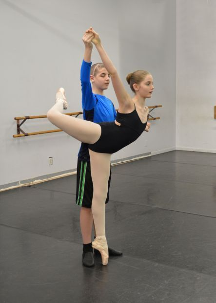Twins escape from medical problems through dance