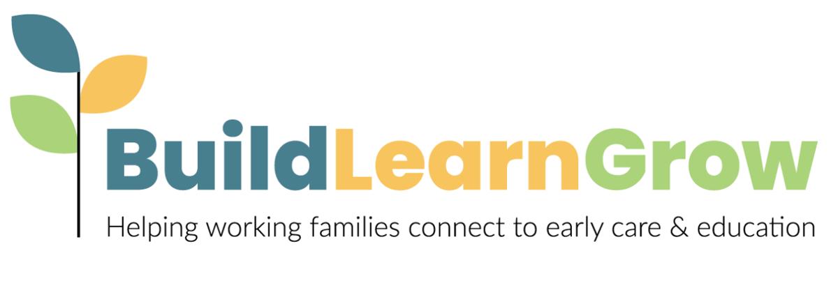 Build, Learn, Grow program logo