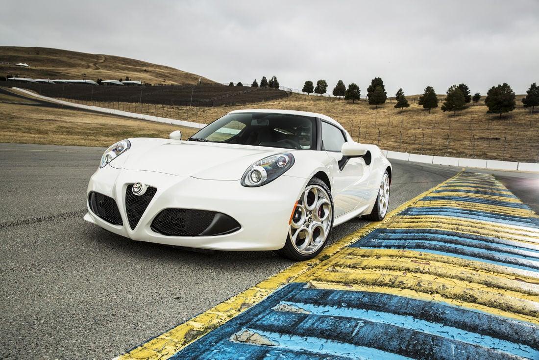 An Italian Love Story Alfa Romeo Makes Return To US With - Sports car makes