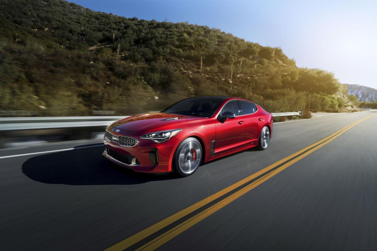 Behind The Wheel-Stinger or Sportback