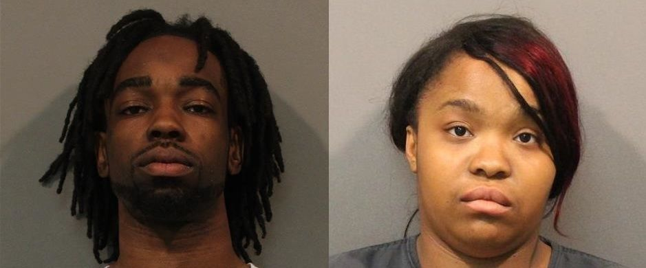 2 arrested on multiple charges
