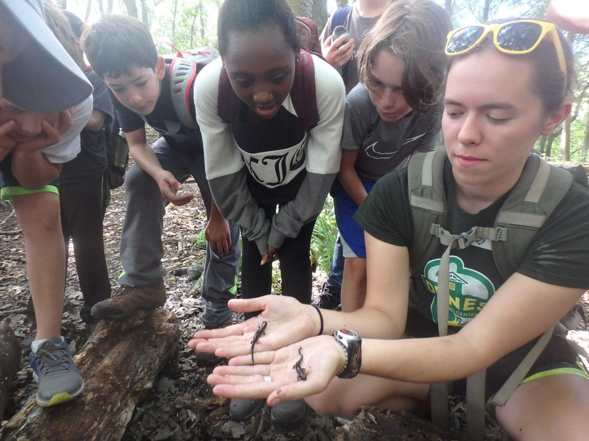 DuneVersity plants the seed of eco-consciousness in middle schoolers