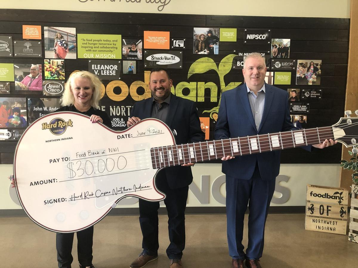 Three NWI community organizations win big thanks to new Gary casino