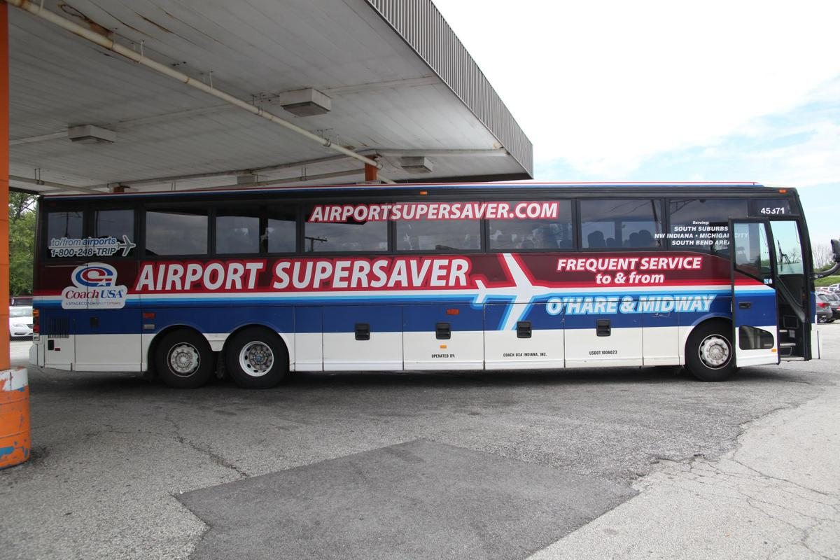Coach USA To Serve Valparaiso For Airport Shuttle Service - Bus tours usa