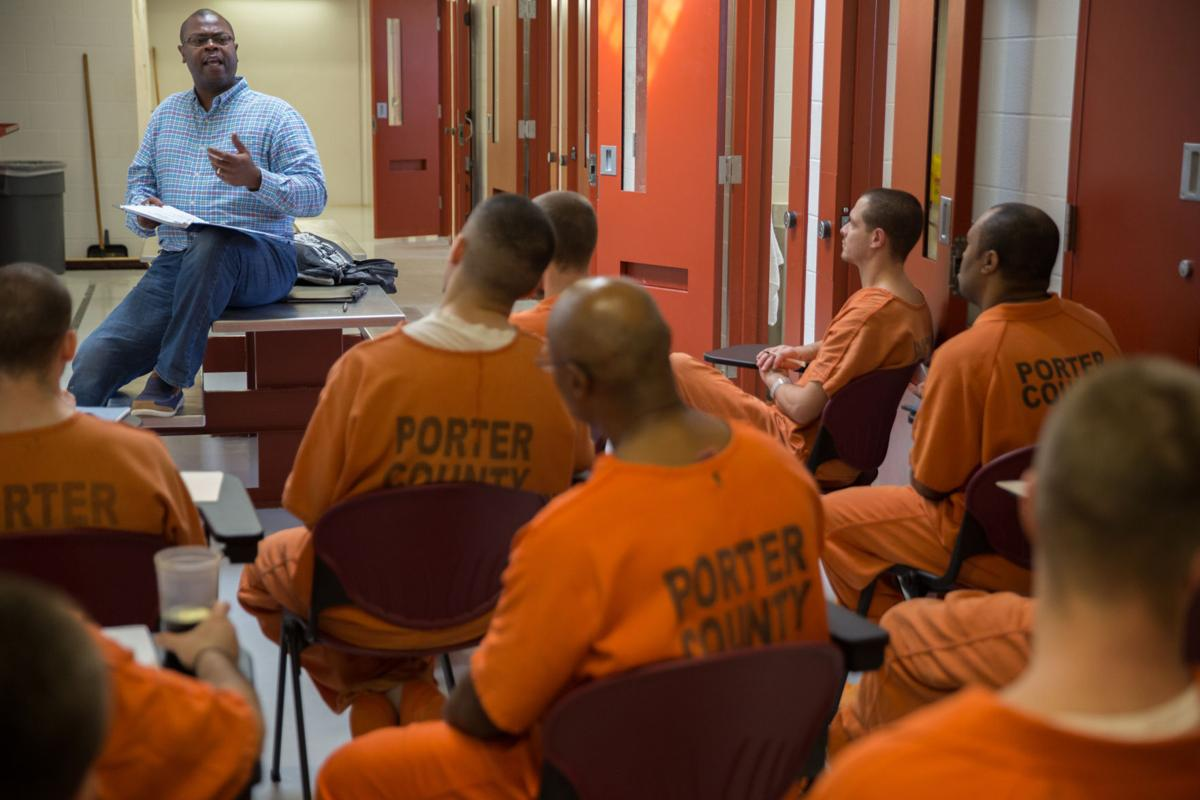 Drug treatment at the Porter County Jail