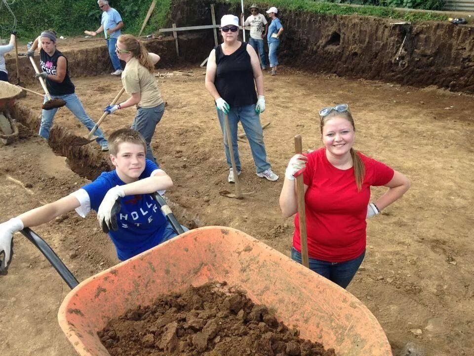 Volunteer opportunities abound in Dyer for all ages, interests