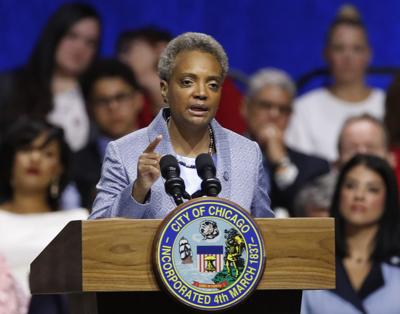 Chicago Mayor