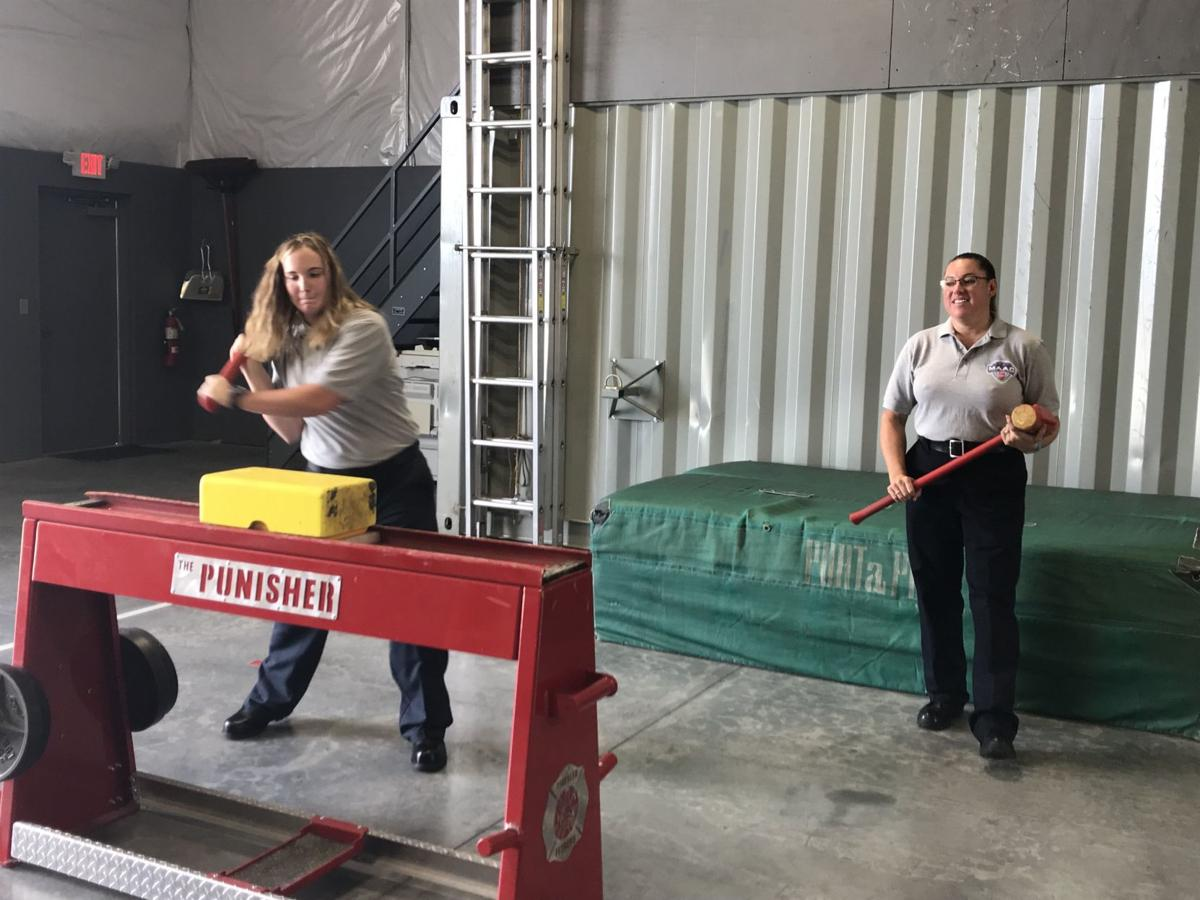 Porter County high schoolers become members of inaugural fire, rescue program