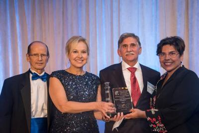 Construction firm CEO honored with The Chicago Lighthouse's Beacon of Light award