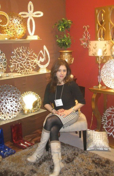 Middle East meets west with Schererville artist