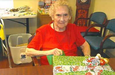Happy 102nd birthday, Mary Schroeder!