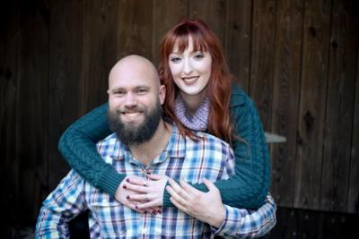 Deanna and Brian are happily engaged