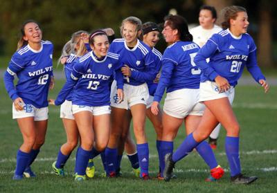 Class A girls soccer sectional: Andrean vs. Boone Grove