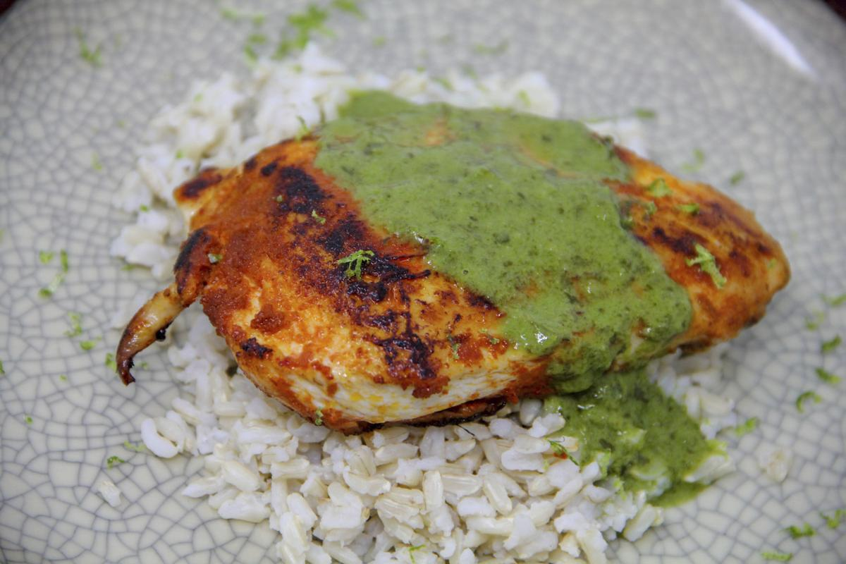 Food Healthy Chicken Coconut Curry