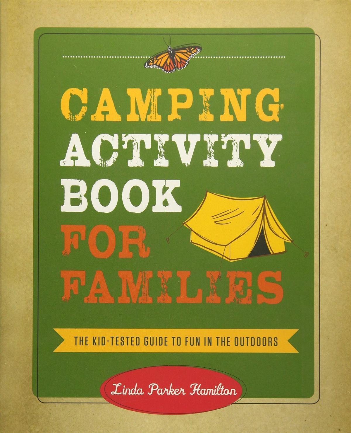 Camping Activity Book