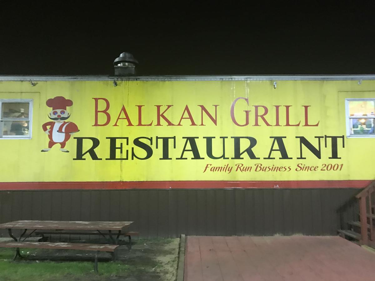 TASTE TEST: Balkan Grill's stuffed burger a cheesy wonder