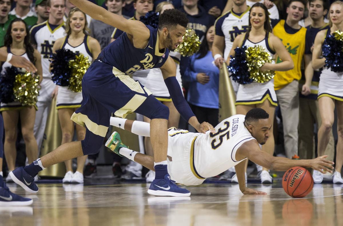 Pittsburgh Notre Dame Basketball