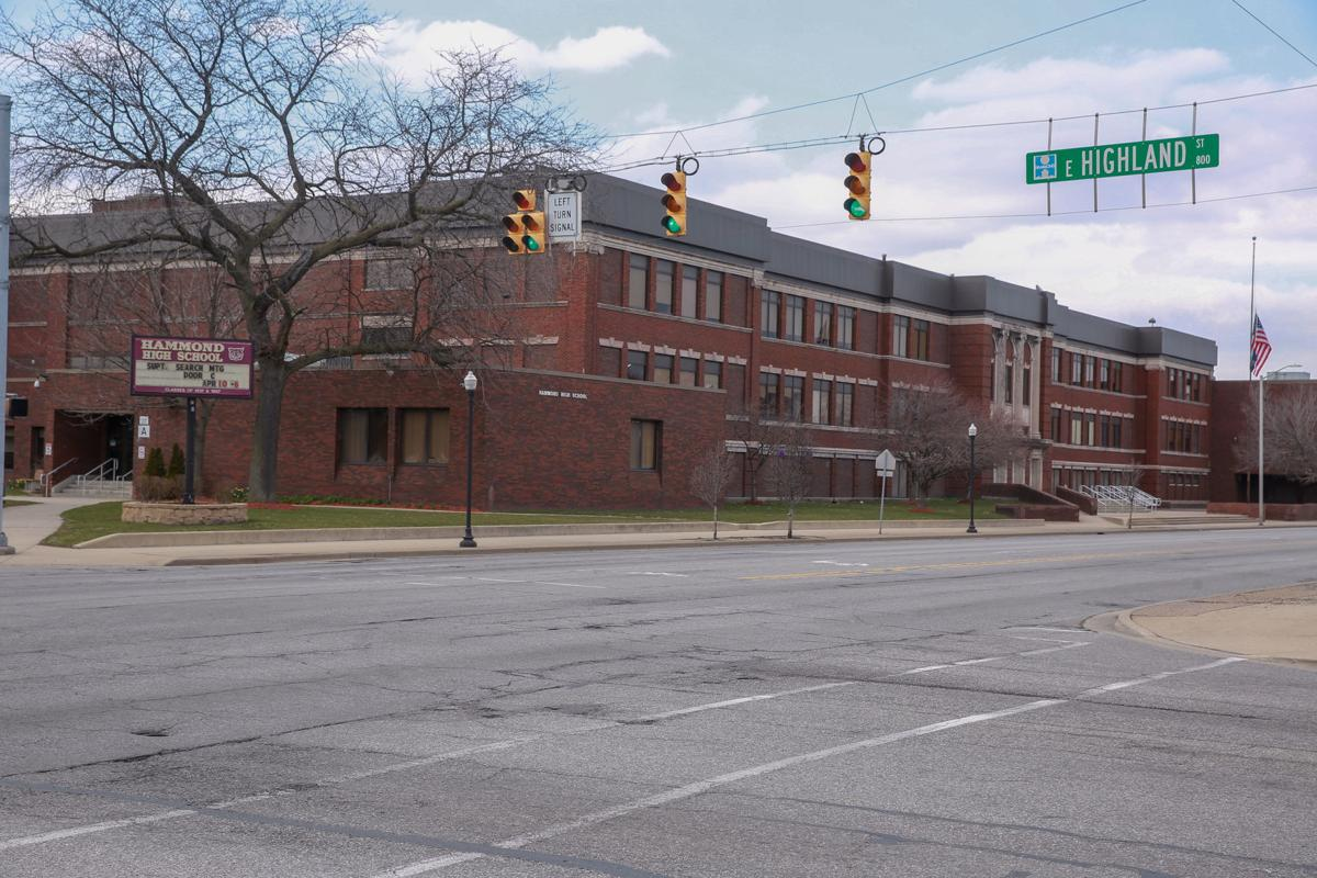 STOCK - Hammond High School